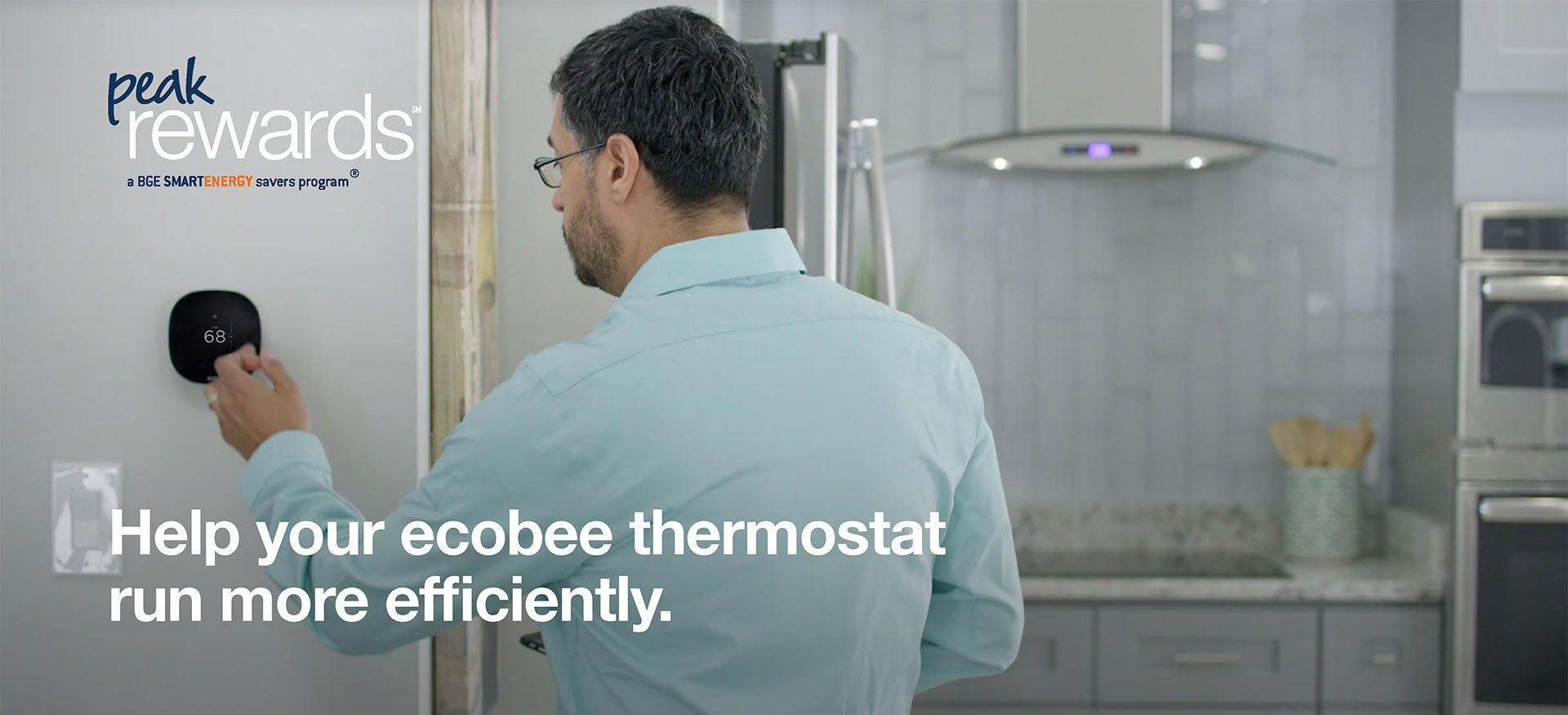 Help your ecobee thermostat run more efficiently.